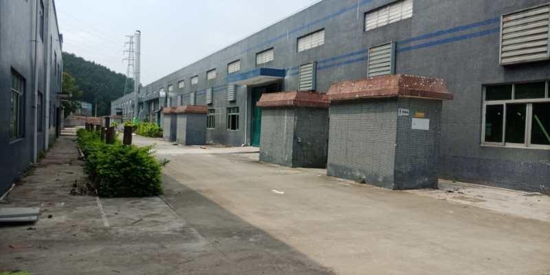 博罗县湖镇镇大型工业园分租一栋单一层万博app官方下载4800平