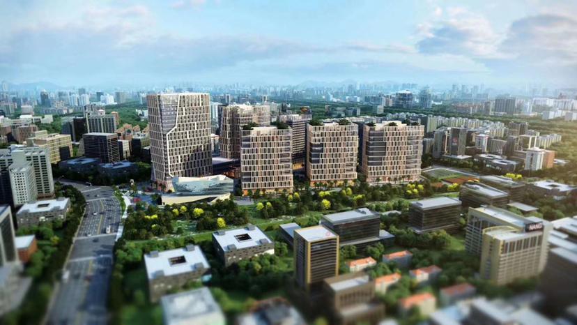 李朗地铁口独门独院独栋出售,适合企业总部,上市公司办公研发