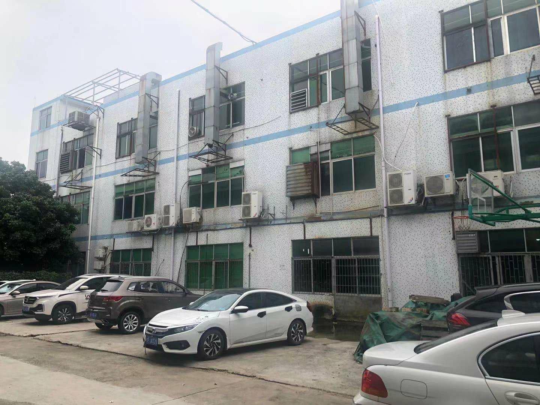福永会展中心一公里红本厂房24000平出售