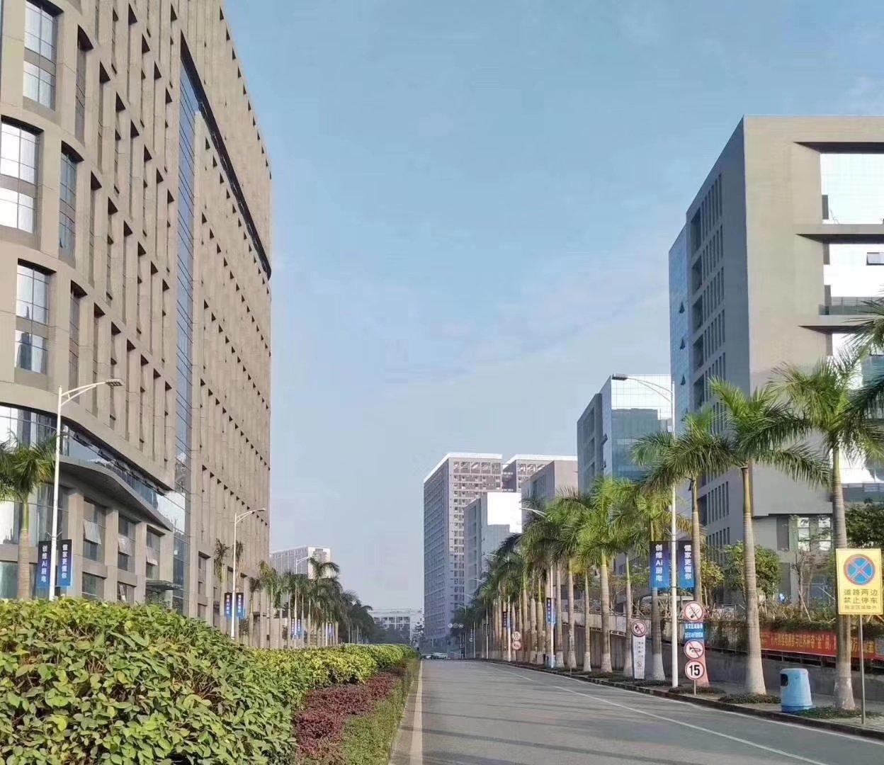 福永宝安大道地铁口附近原房东楼上无尘车间装修厂房3000平
