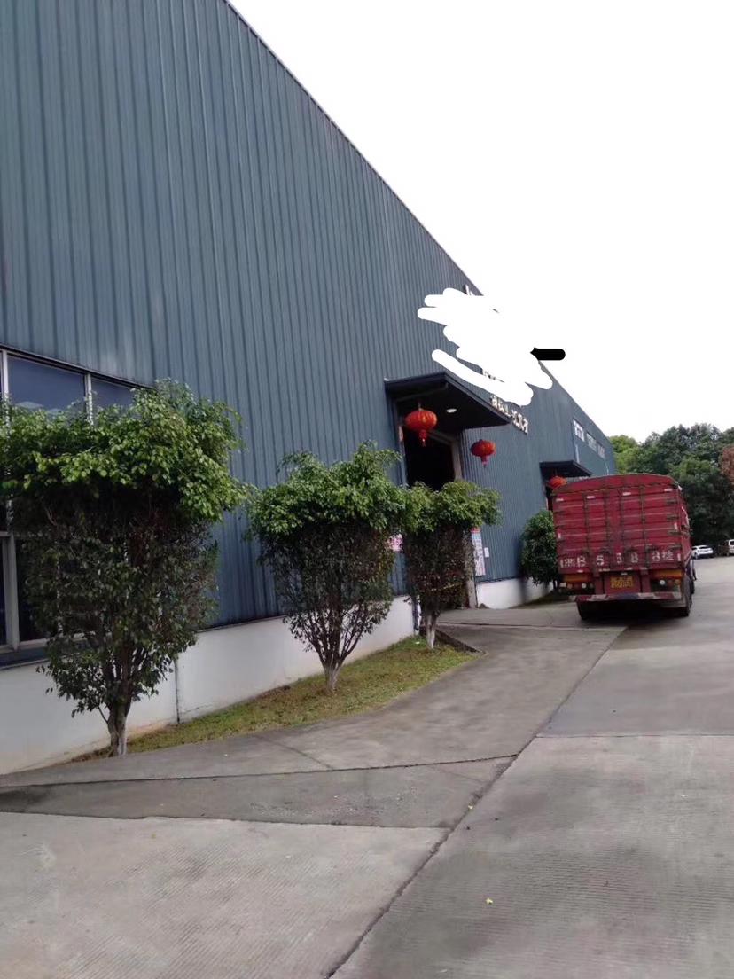 黄埔东区开发区标准单一层厂房7800平带15吨行车,层高12
