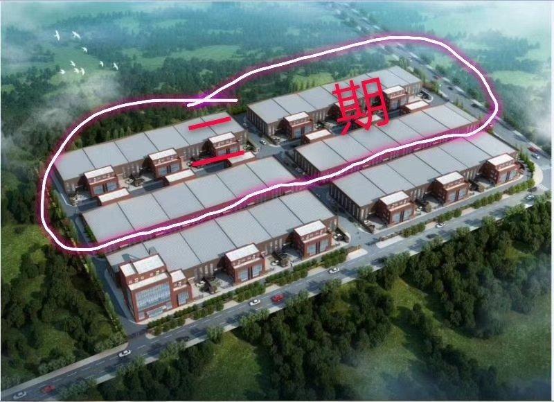 成都浦江中小企业园独门独户新建厂房出售
