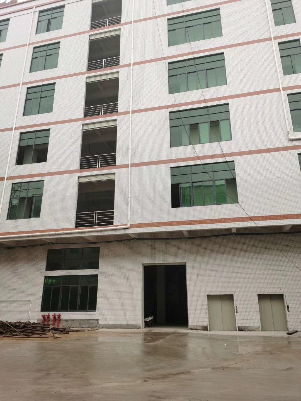 潼湖镇新出18000平方钢构厂房可以做临时仓库