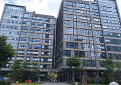 兴东精装办公室出租大园区环境全玻璃外墙形象好