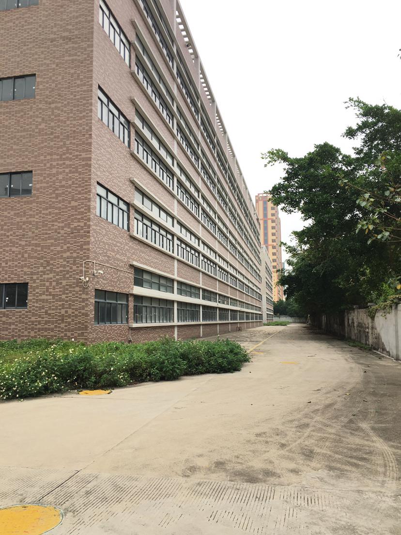 坪山大工业区原房东独栋22000平米红本厂房出租