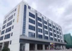 国际会展中心旁精装写字楼158平大开间