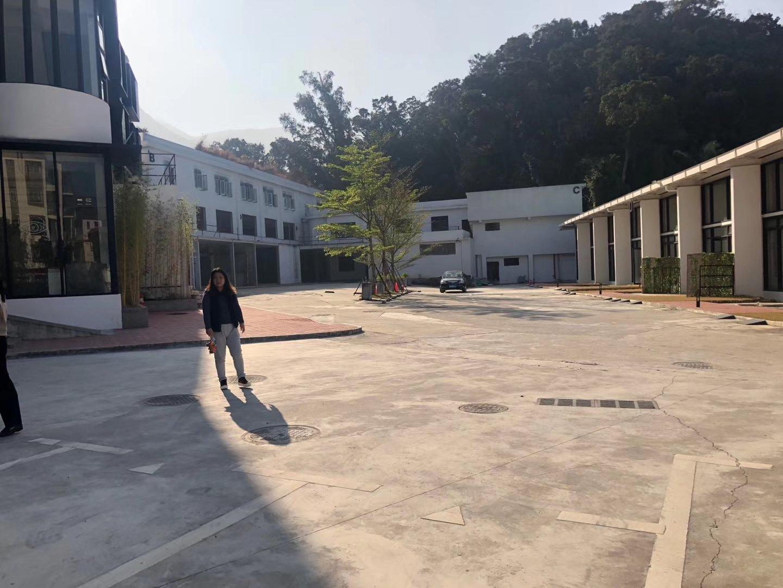 深圳市梧桐山附近文化创意园12700平方米独院招租