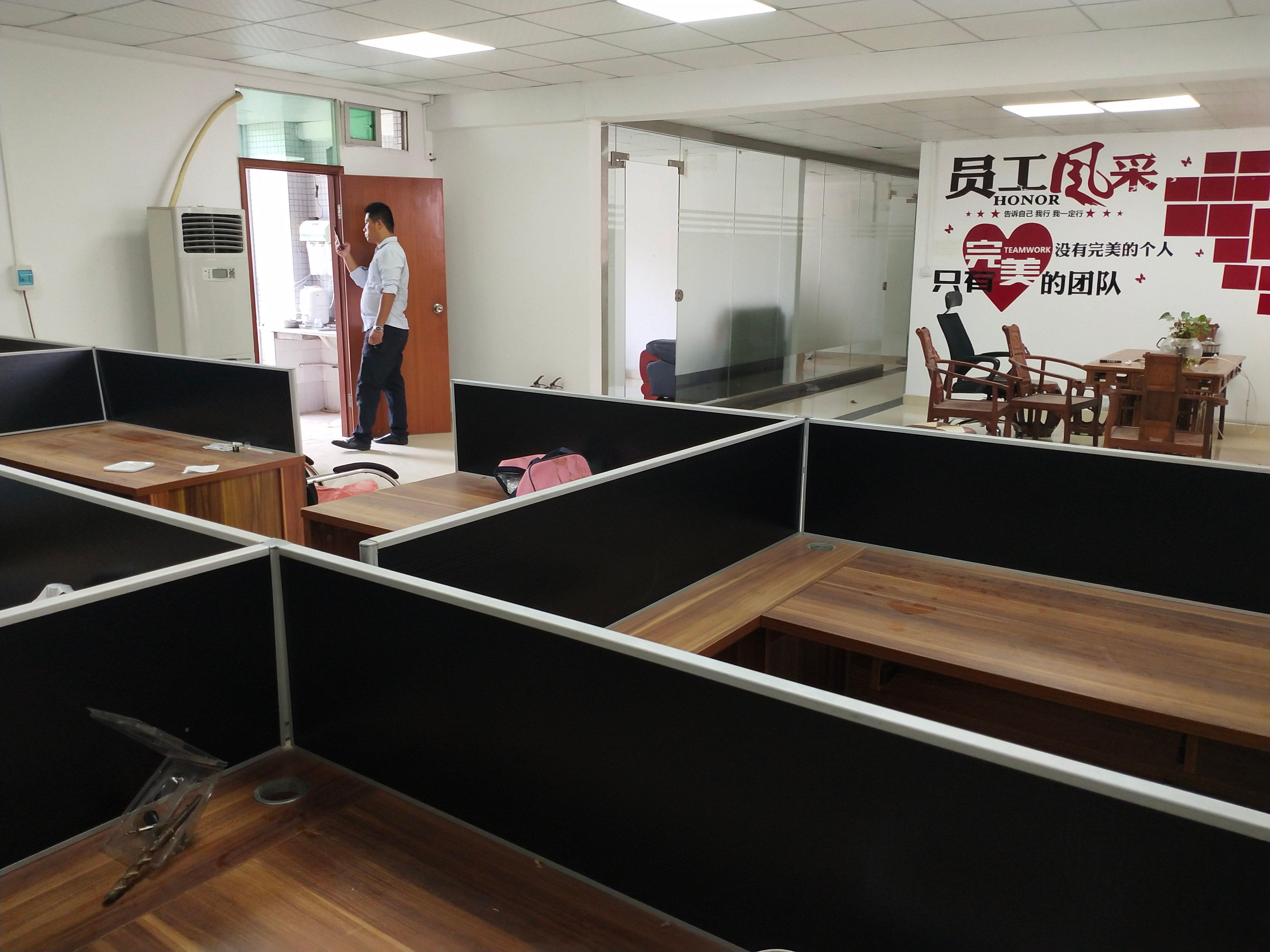 坂田全新产业园精装修办公厂房出租,大小面积任选