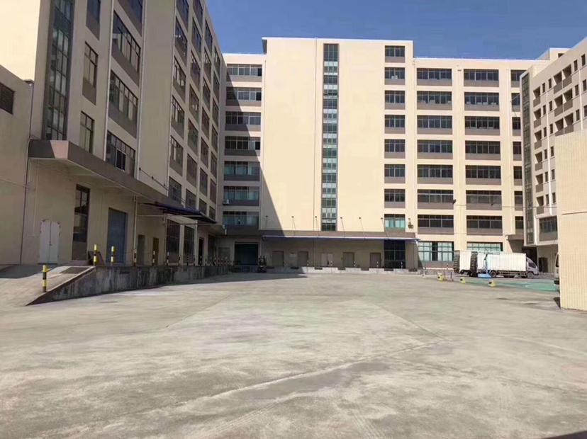 龙岗区横岗旁凤岗标准物流仓库厂房厂房楼上三层单层6000