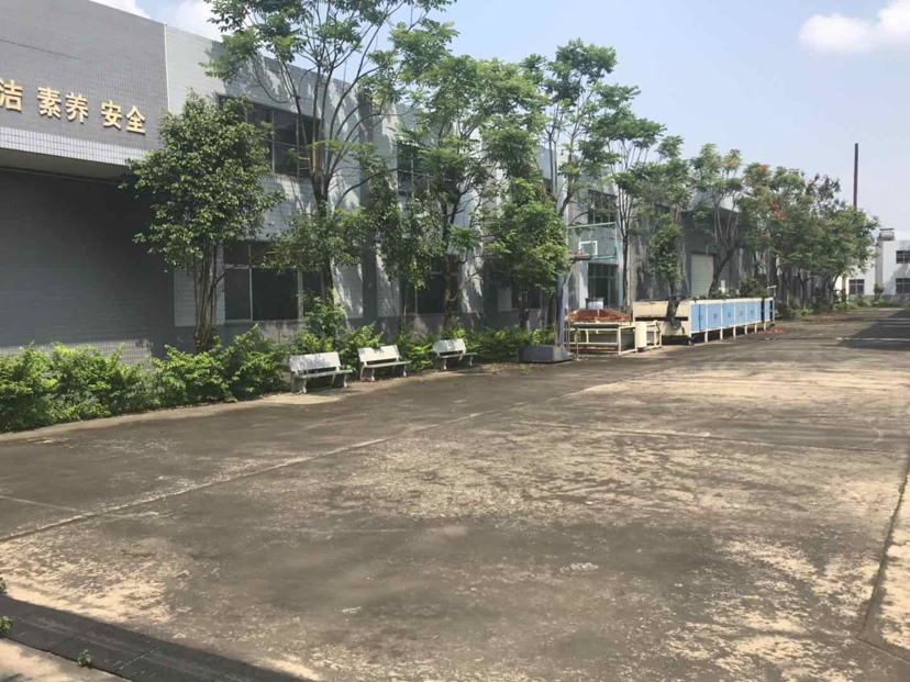 白云区荔湾区芳村独院厂房12000平可做养老院
