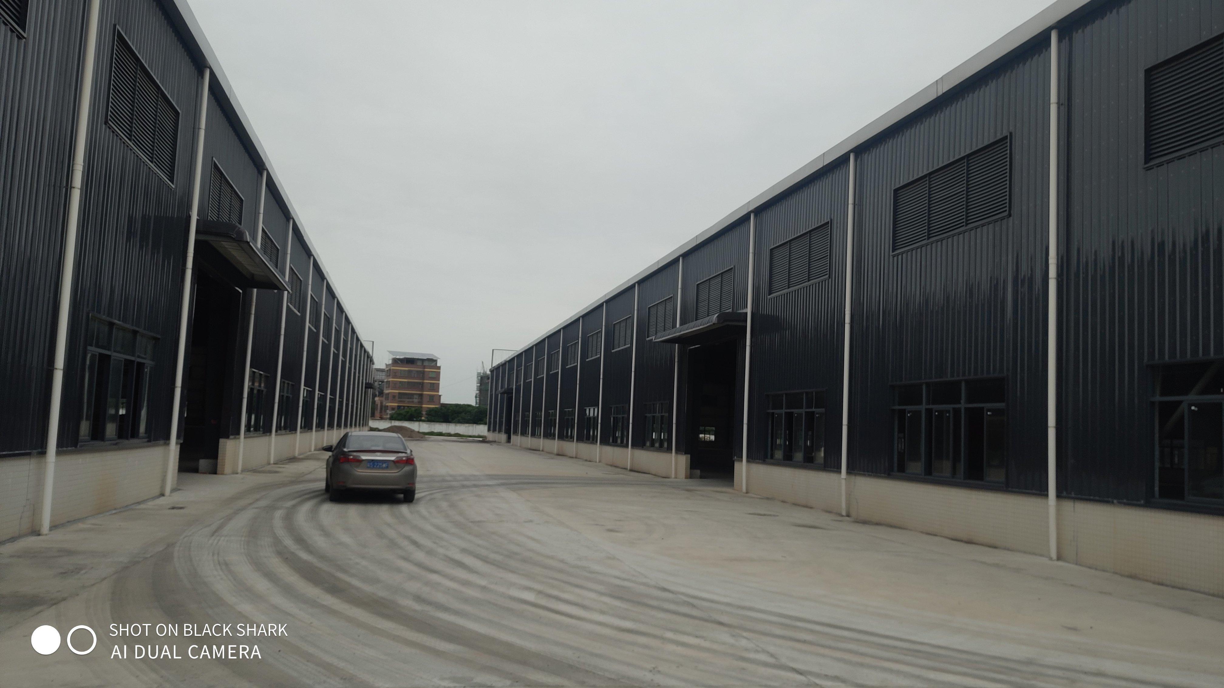三水大塘工业园区全新厂房5000方,空地大,滴水9米