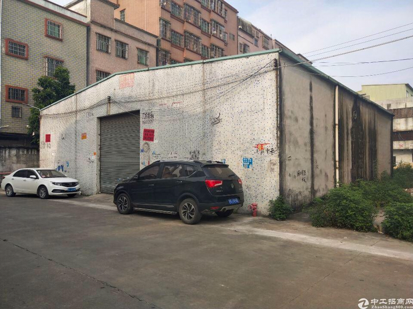 独栋单一层厂房仓库,工业区内,