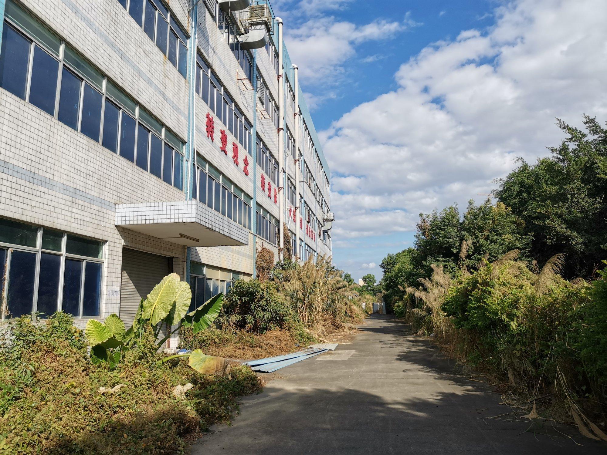 深圳市新出双证红本厂房,总建筑面积约12000平方,单价8千