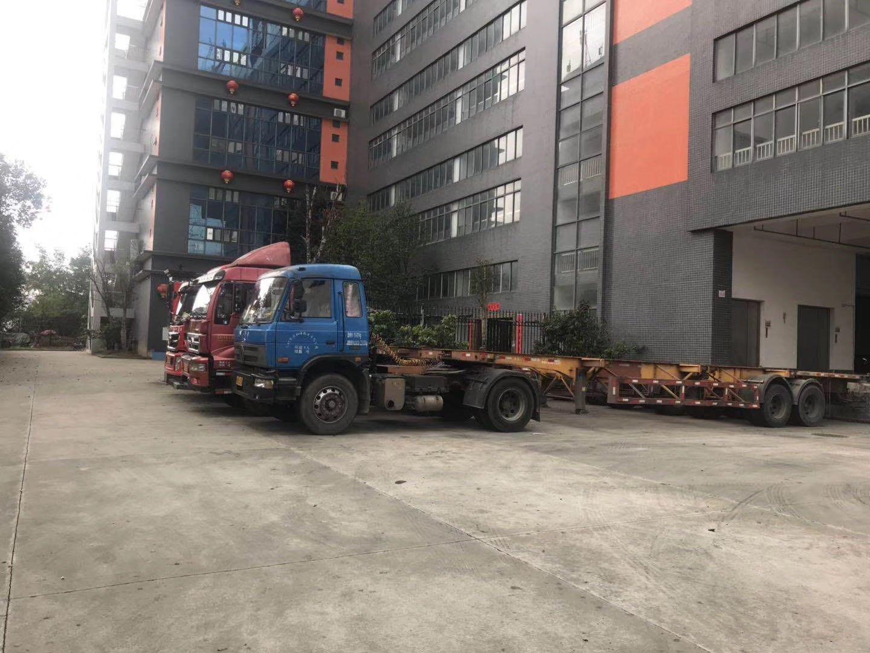 横岗盐田原房东厂房8400平,单层1680,可分租