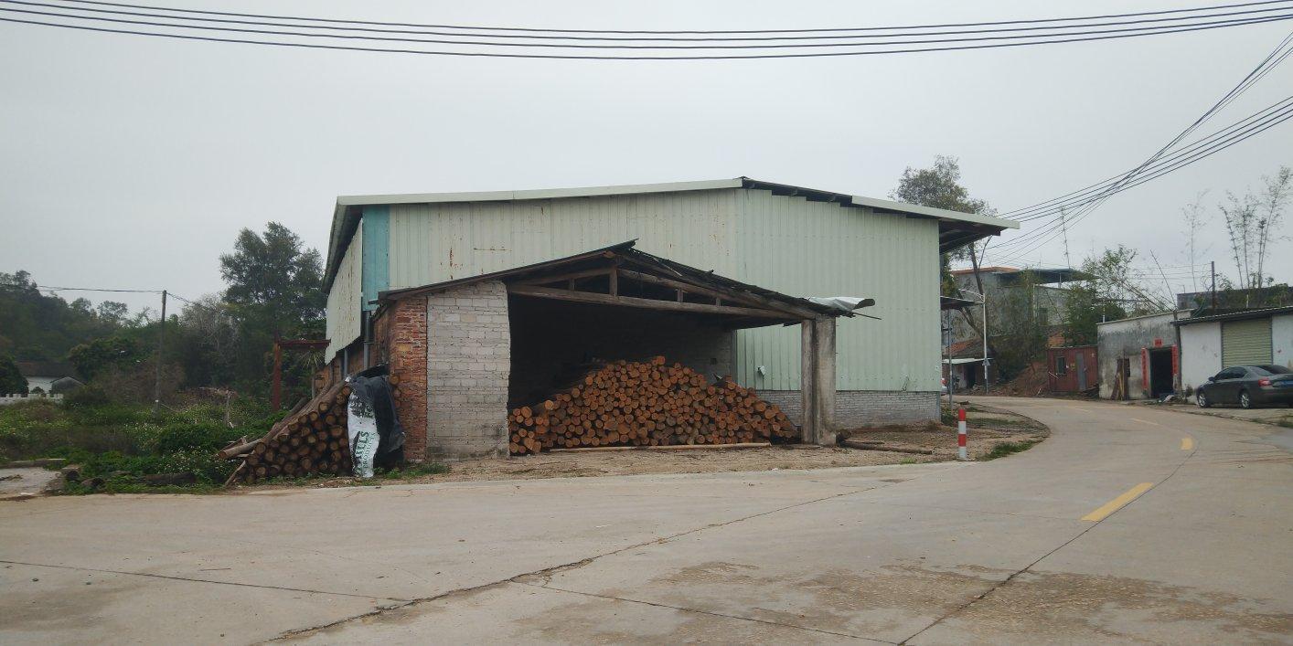 惠州市水口镇原房东一楼钢构厂房400平方价格实惠可做加工