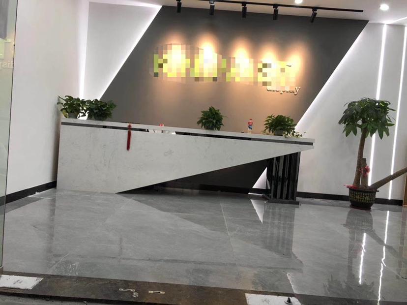 福永107国道旁新出1260平,精装修无转让费原房东厂房招租