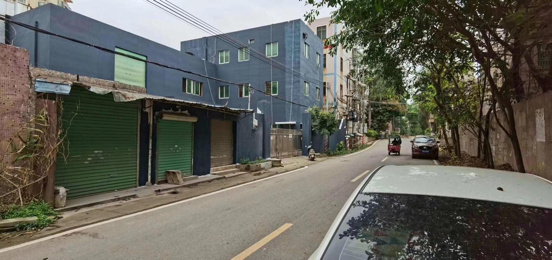 惠阳区新圩镇国道边标准厂房1300平方