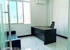 出租出租160平精装修办公室采光好户型方正价格优惠