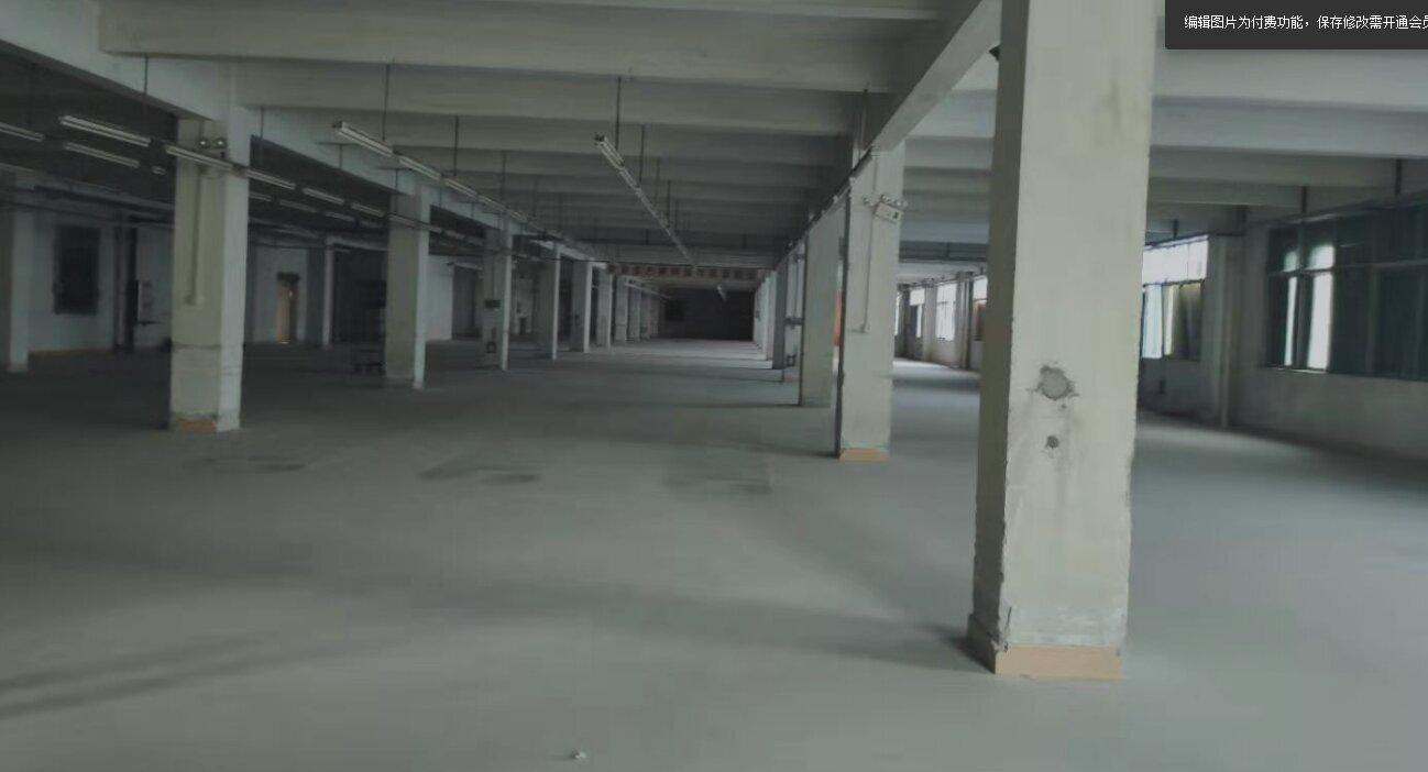 广州新塘占地10亩建筑12000方国有证厂房出售