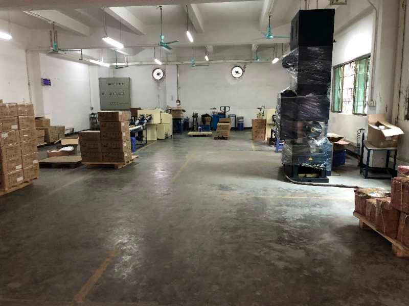 黄埔南岗丹水坑,工业园里面新出一楼630平一整层,价格优美