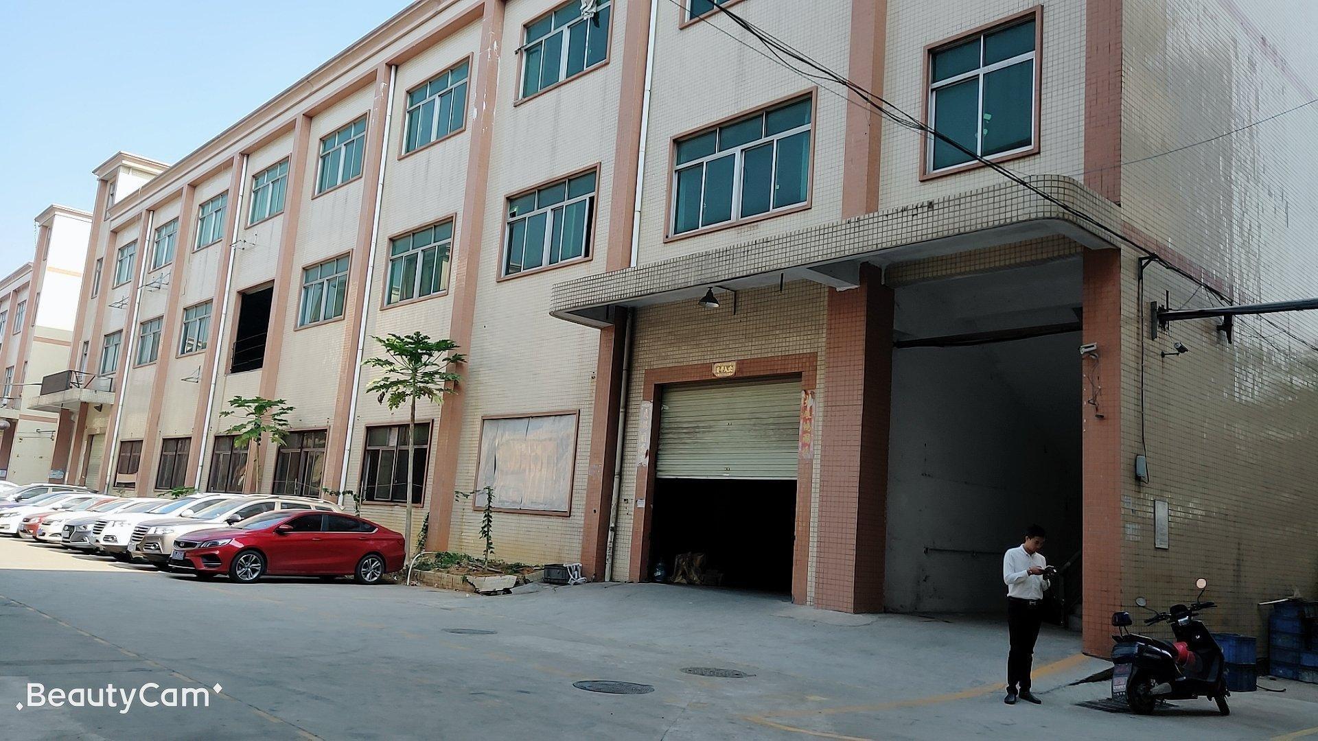 仲恺高新区工业园分租1-2层2500平证件齐全