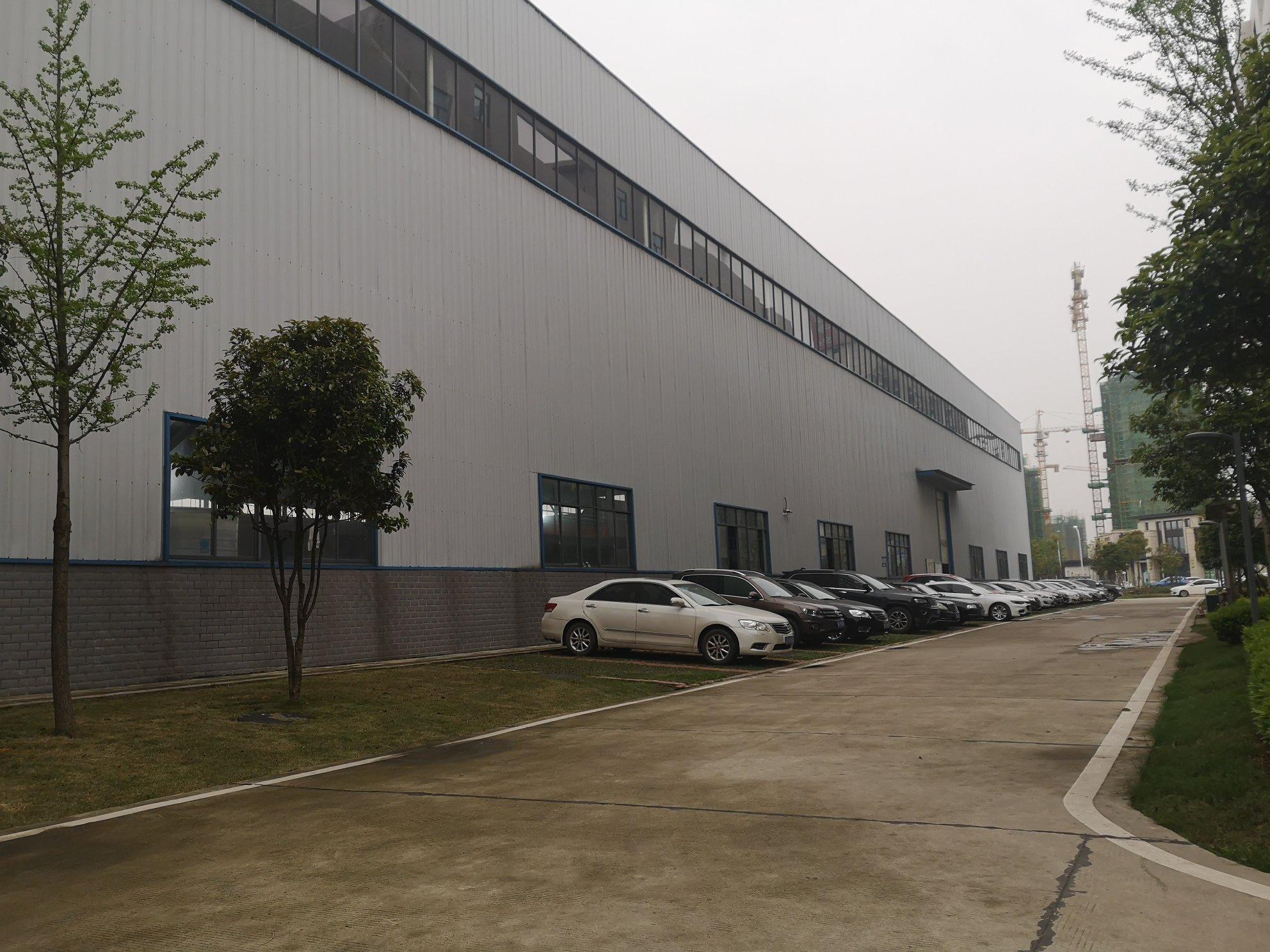 高新区800平钢结构层高12米5t行车价格25