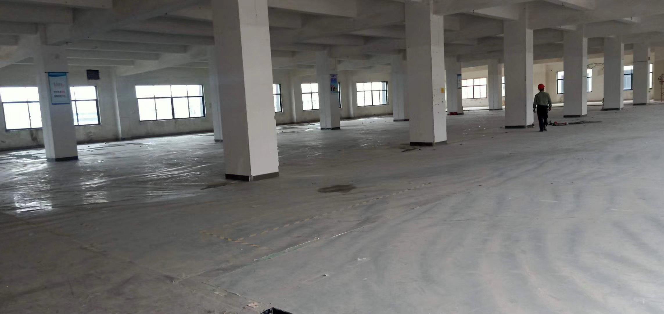 龙华大浪商业中心旁边原房东独门独院独栋实际面积6000平出租