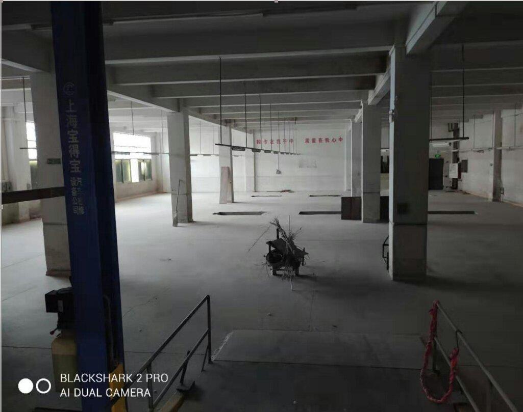 增城新塘占地11.9亩建筑8000㎡不动产权厂房出售