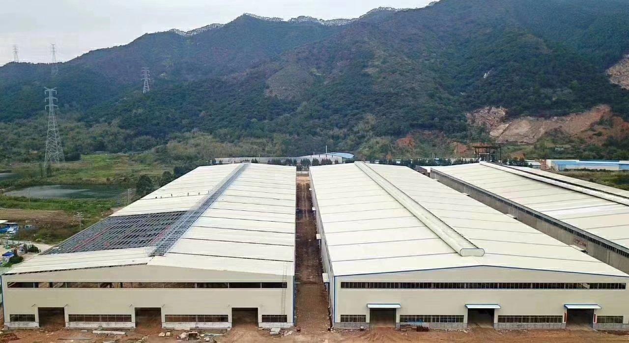 广州花都炭步国有双证工业仓库出售建筑48000平形象靓丽