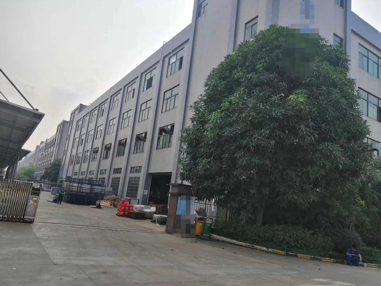 顺德区陈村镇广隆工业区一楼红本厂房出售6000平方可办环评
