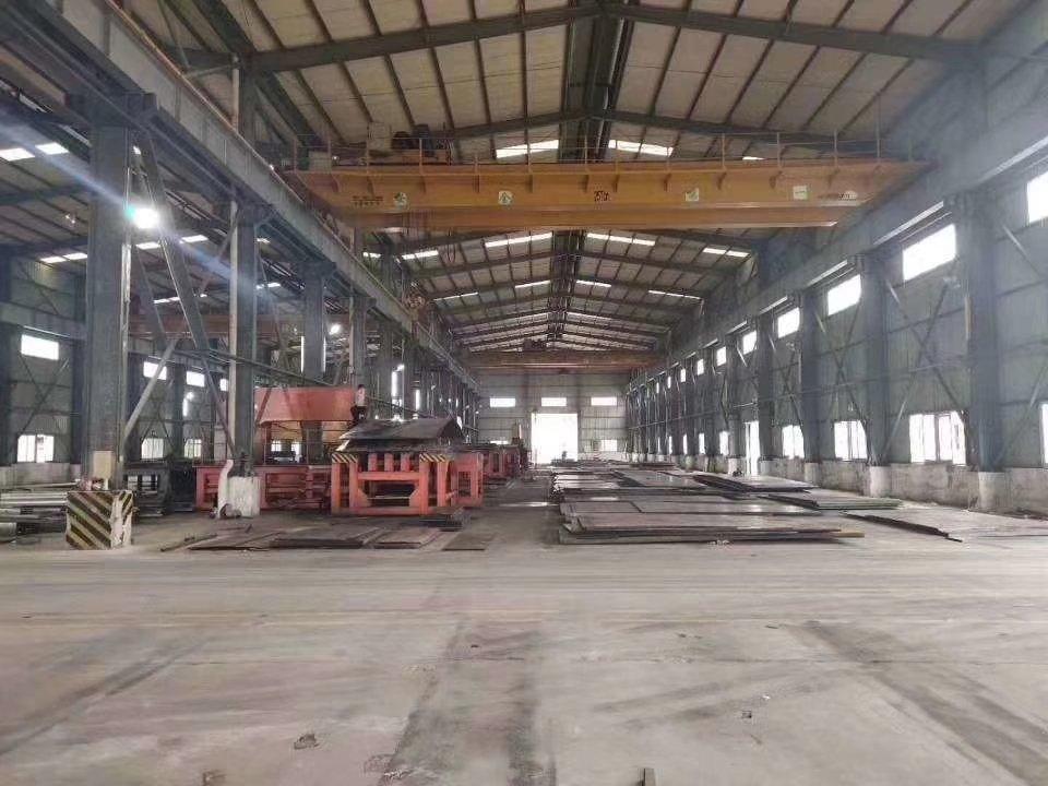 坪山新出独院钢构厂房层高10米4000平带行车空地超大有消防
