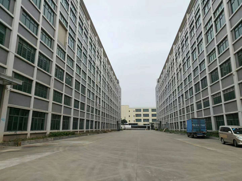 新塘镇全新科技园独门独院,享受政府补贴产业园招租,可按需分租