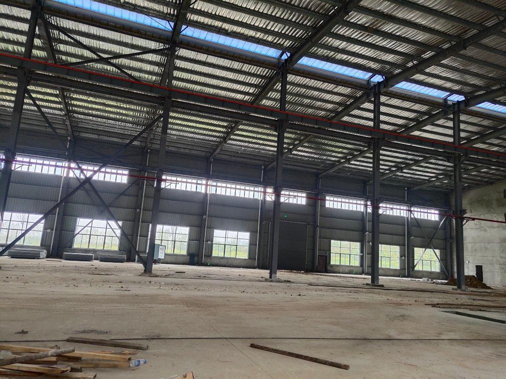 解放大道下延线全新钢构有证厂房五千平米