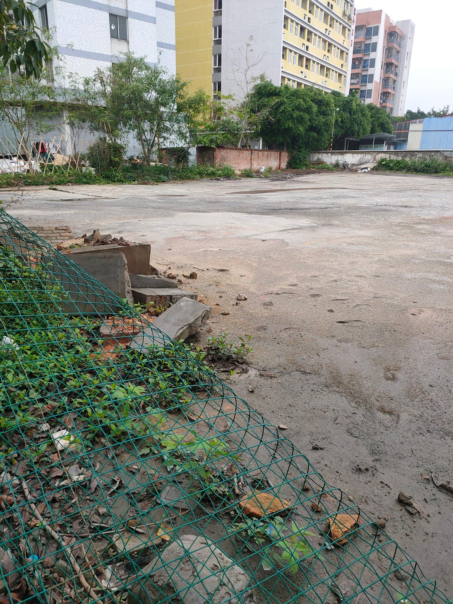 惠阳区7000㎡35年国有证地皮出售1650万。