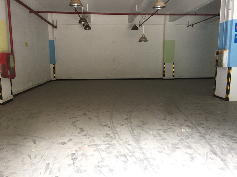 坂田原房东红本厂房一楼380平