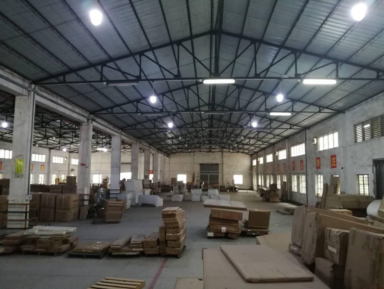 白云区荔湾海龙工业园区内单一层钢构3000平实量面积出租