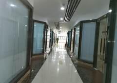 宝安楼上精装写字楼直租,大小面积都有,水电齐,配中央空调。