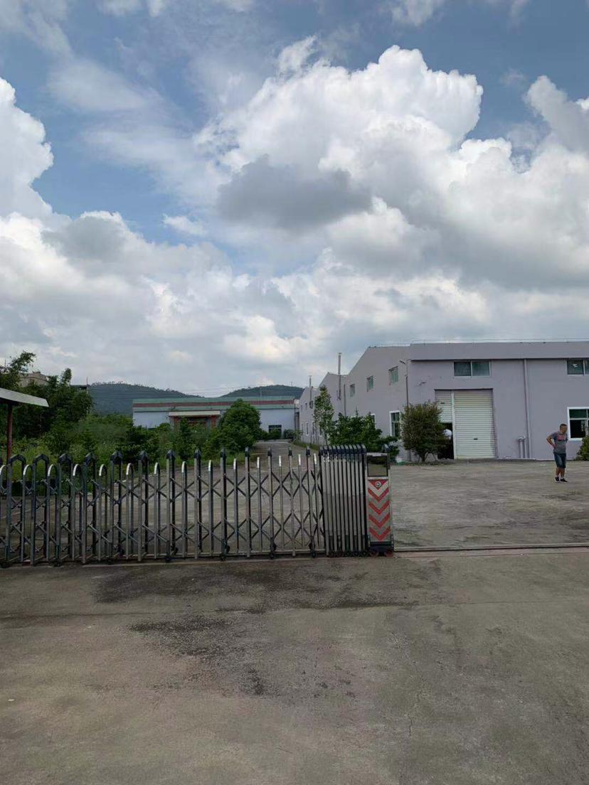 出售3000平钢构独院位于坑梓龙田
