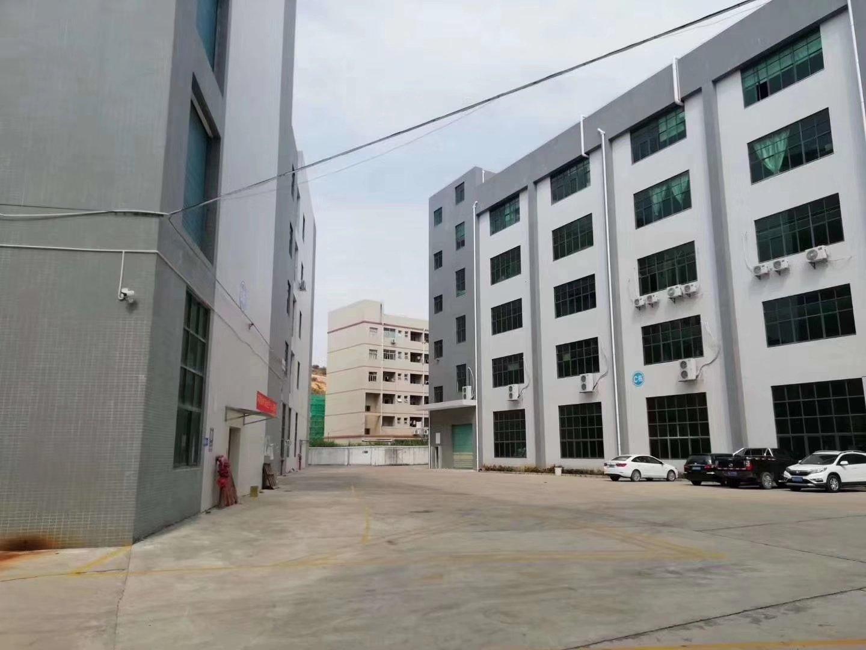 惠州市惠阳区原房东园区厂房6516平方米出租