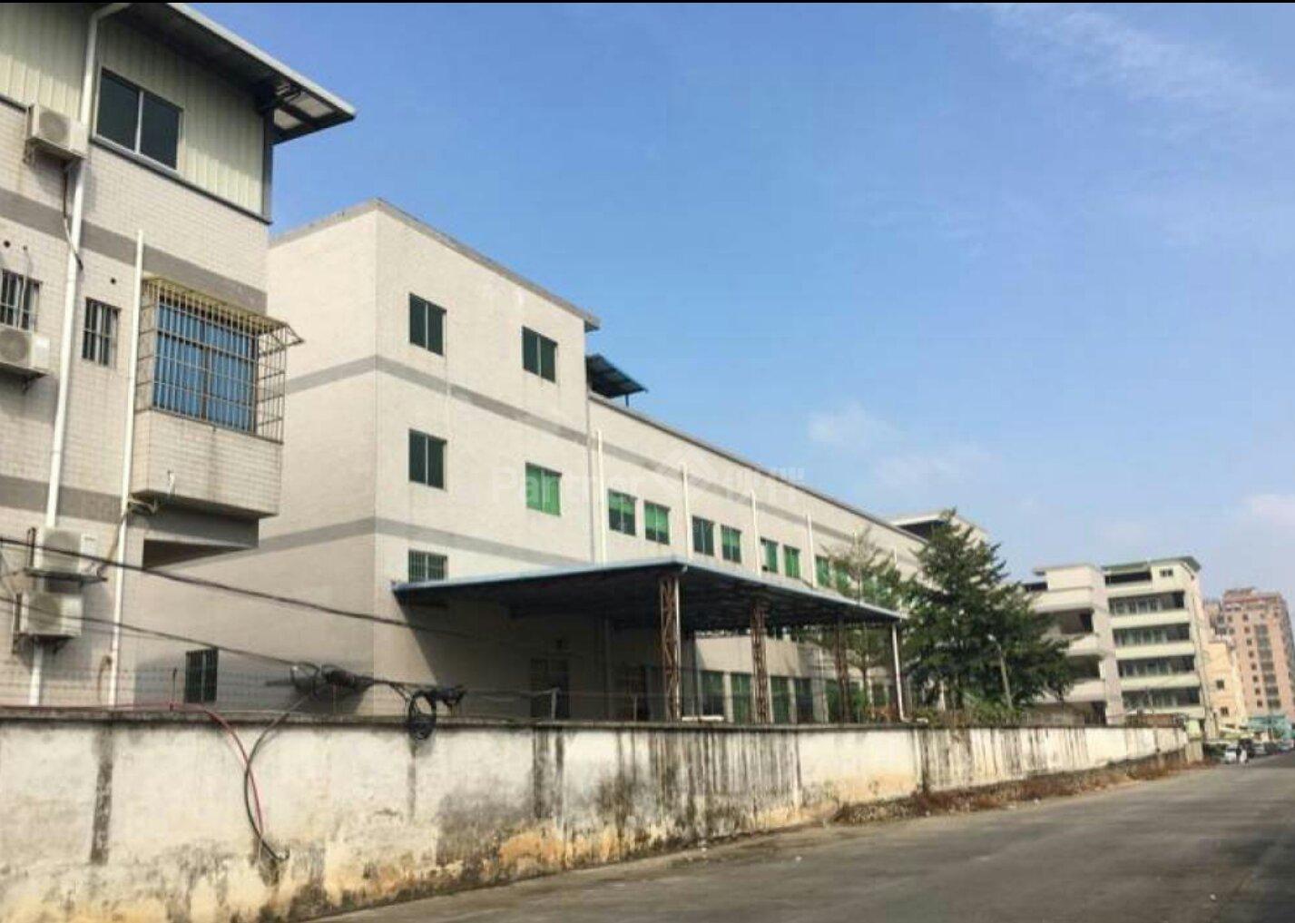 增城占地3500㎡建筑4650㎡国有双证厂房出售