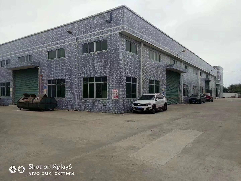 独院钢结构占地30亩建筑5100平方出售