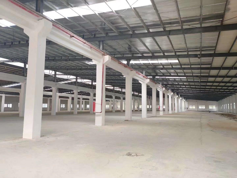 深圳坪山带牛角层高11米独门独院村委厂房急售。