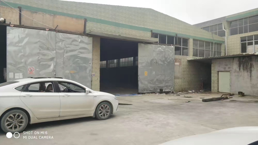 惠州大亚湾西区钢构厂房2068平出租可办环评