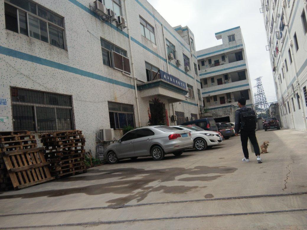 松岗周边原房东独院厂房出售。