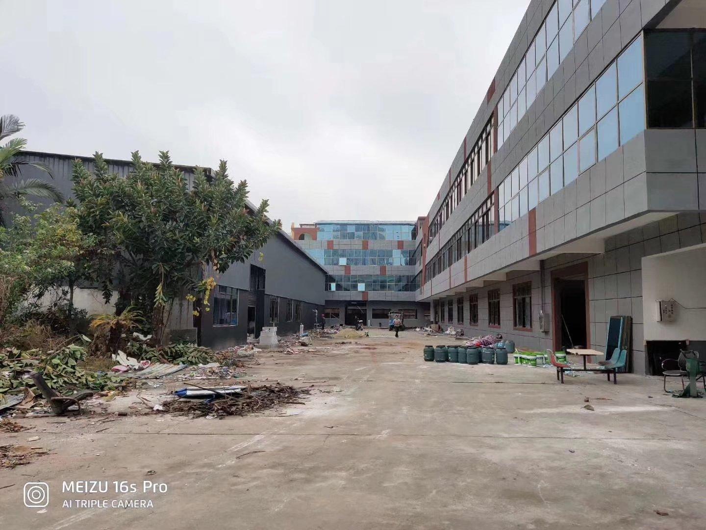 石坝镇原房东标准独院厂房12800平方出租