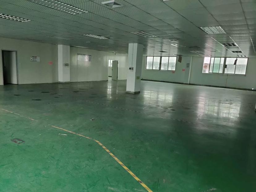 龙华清湖地铁附近新出单层面积1000平适合各种行业