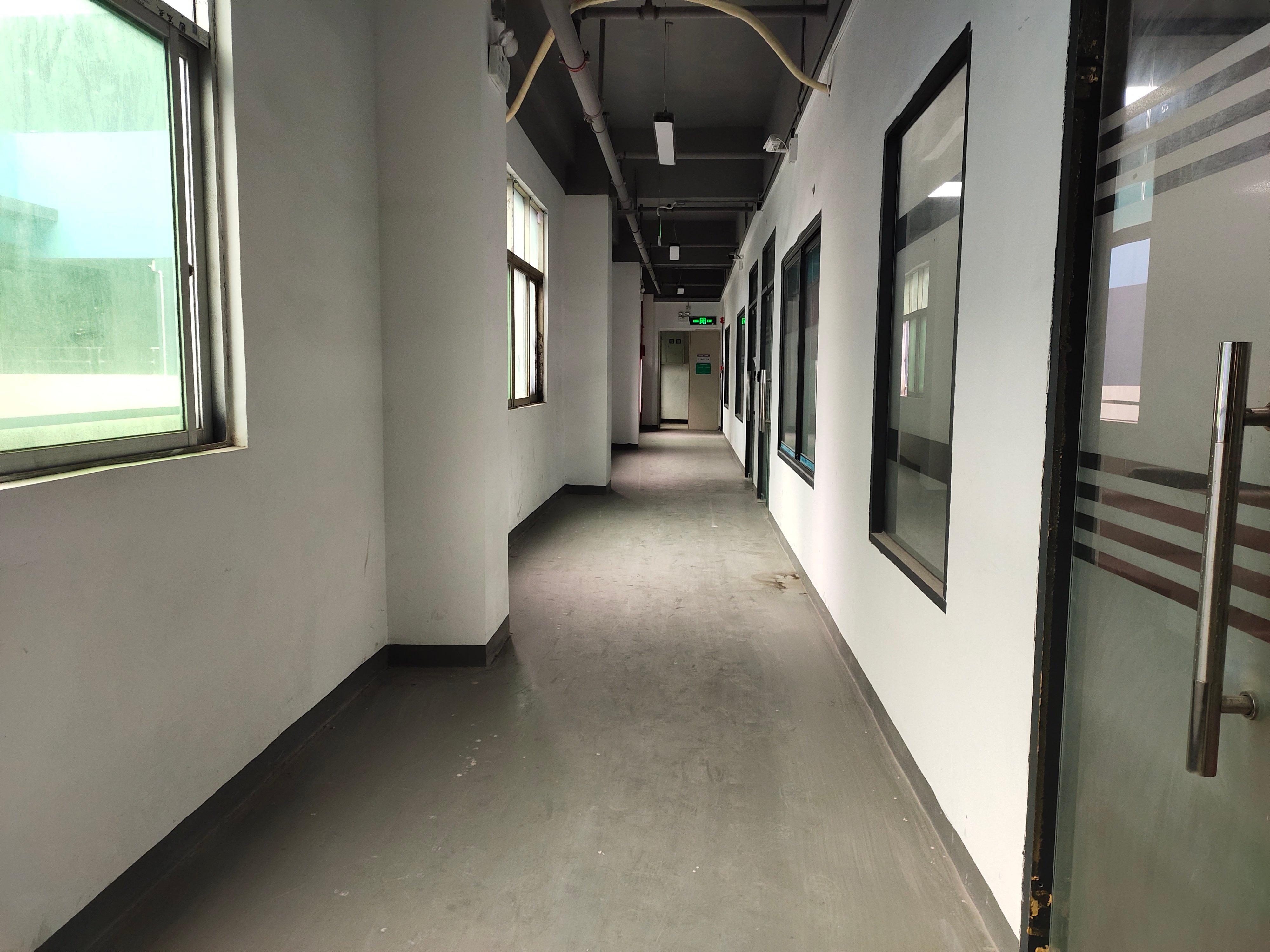 (出租)固戍二路390平办公仓库出租租金便宜
