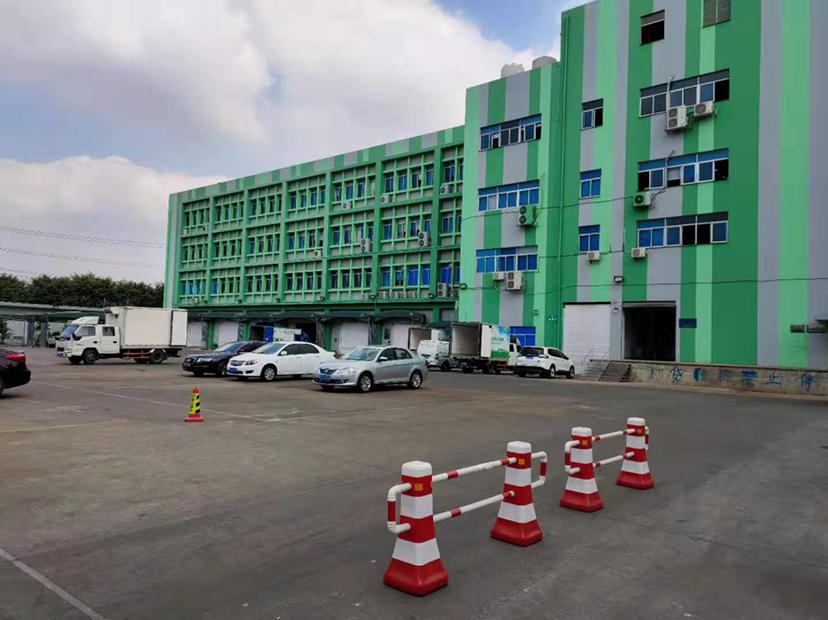 石岩塘头第三工业园新出一楼1200平带卸货平台厂房招租