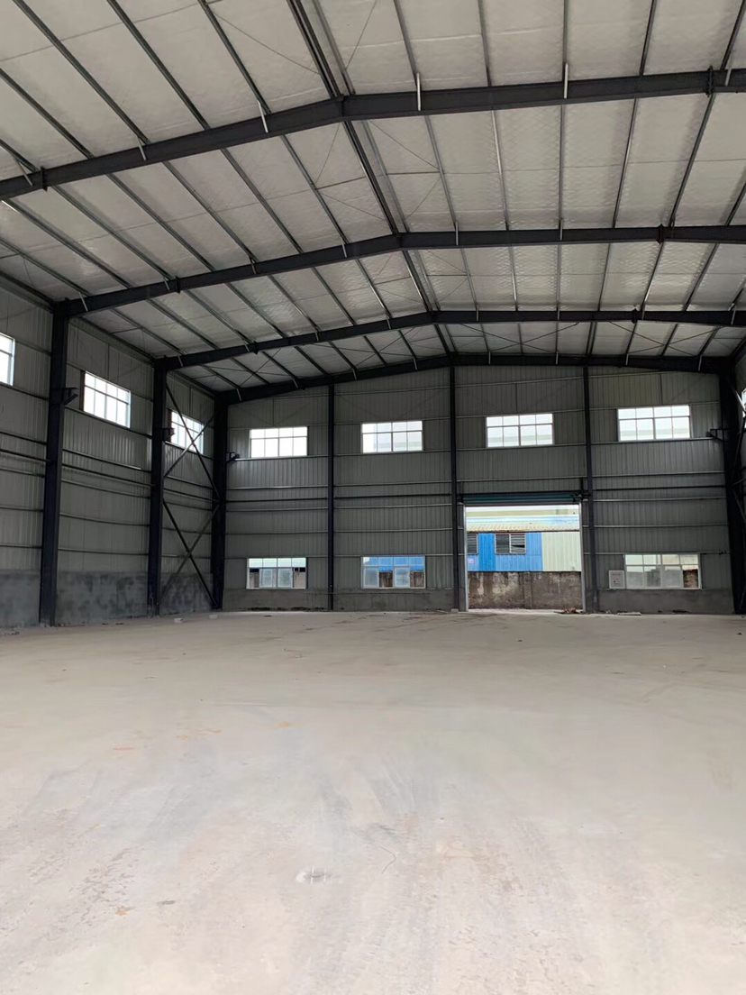 深圳仅有的钢构出售坪山11米高钢结构厂房8500平米