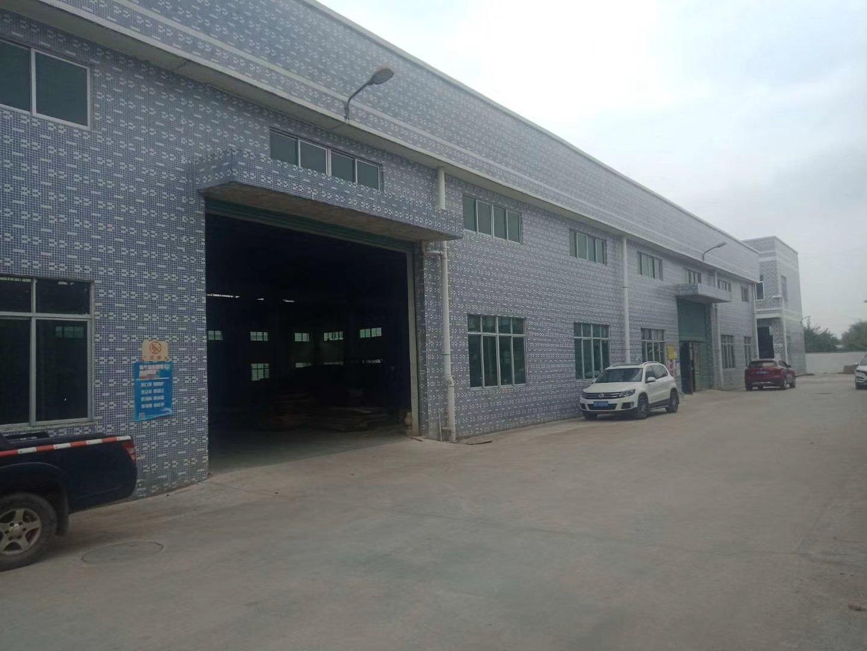 博罗区杨村第二工业区单一层厂房3500平方出租
